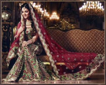 Dress Designs on Latest Collection Of Designer Indian Wedding Dresses