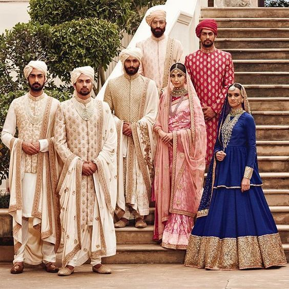 Traditional Indian Clothing - Nihal Fashions