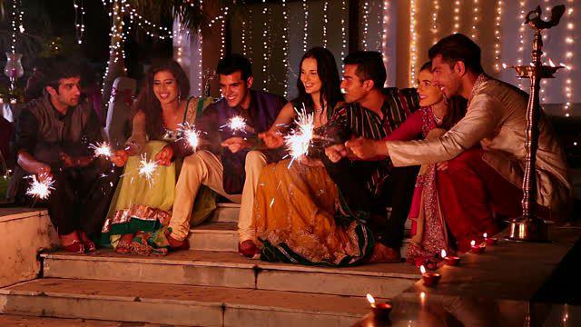 Diwali Friends Nihal Fashions