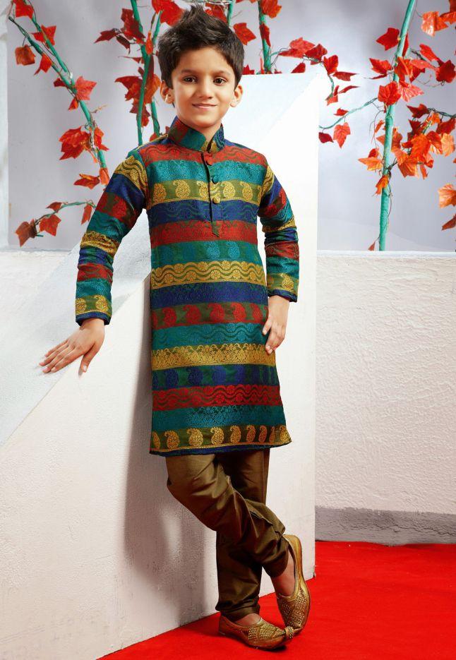 Indian Baby Boy Clothing