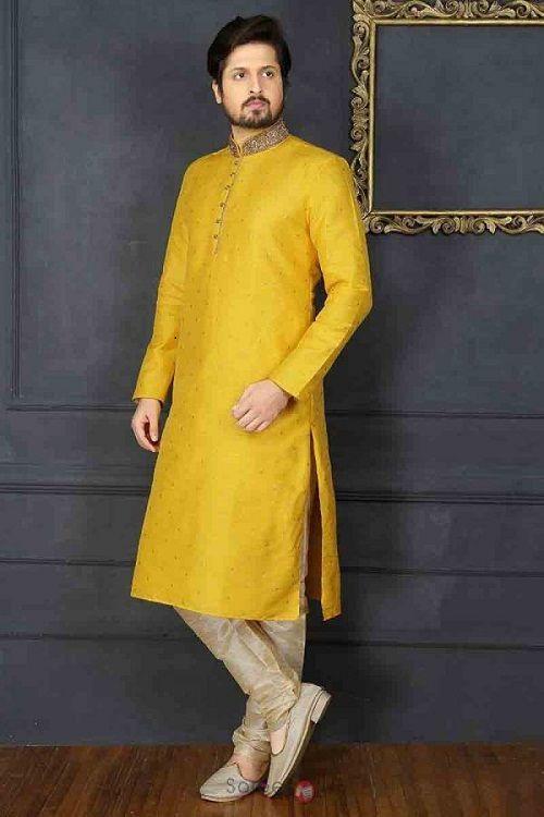 Buy Ethnic Kurta Pajama For Men At