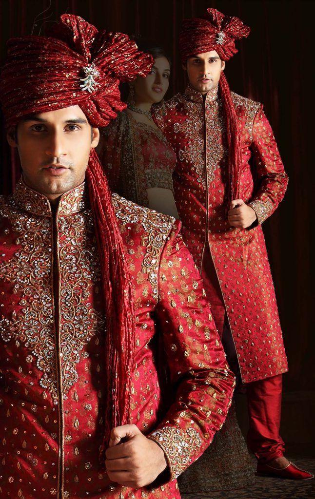 Designer Wedding Sherwani Bringing Timeless Appeal