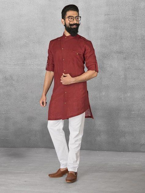 26ec644c51 Explore Designer Kurtas For Men At Nihal Fashions - Indian Clothing Blog