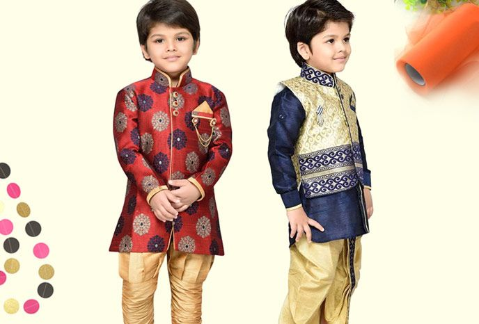 6be1b95f2f Get the Best of Ethnic Kids Wear at Nihal Fashions - Nihal Fashions Blog