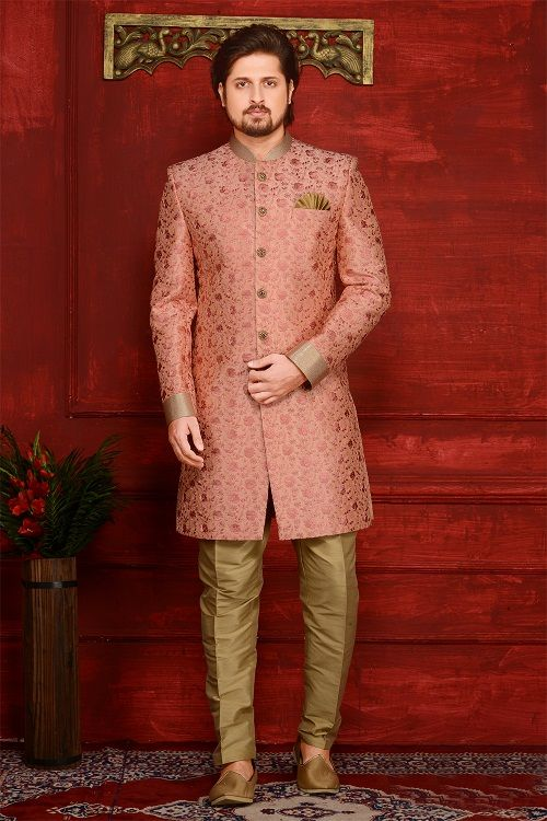 Purchase Exclusive Wedding Sherwanis For Men At Nihal ...