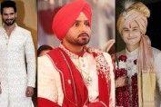 Wedding Sherwani - Nihal Fashions