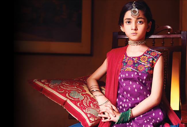Children Eid Dresses - Nihal Fashions