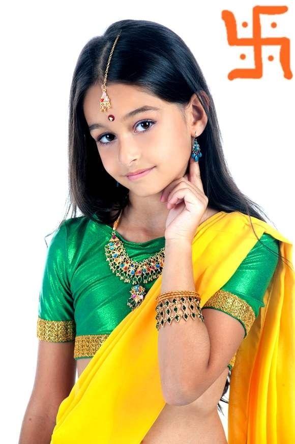 Traditional Fashion For Kids, Ganesh Chaturti - Nihal Fashions