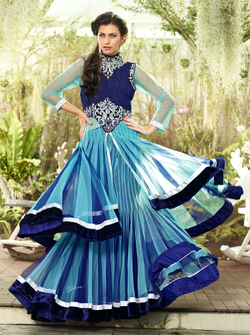 Nihal Fashions Designer Lehenga Choli