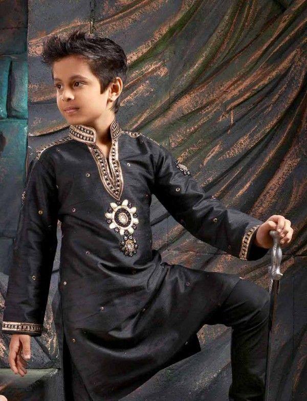 kids kurta pyjama - Nihal Fashions