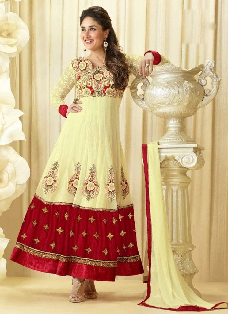 Anarkali suits Salwar Kameez - Nihal Fashions