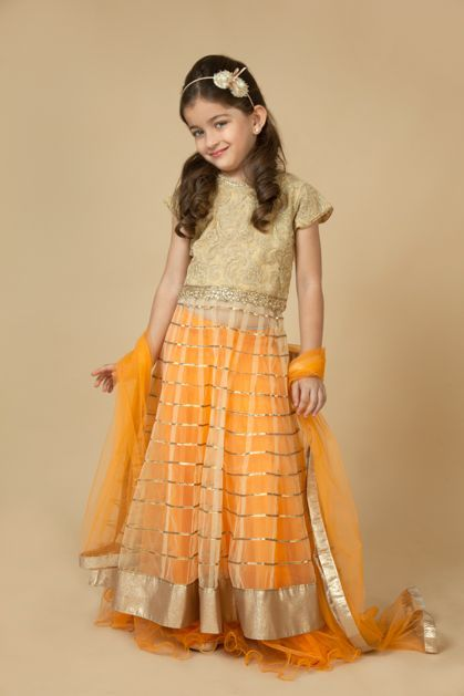 Exquisite dress items for kids - Nihal Fashions