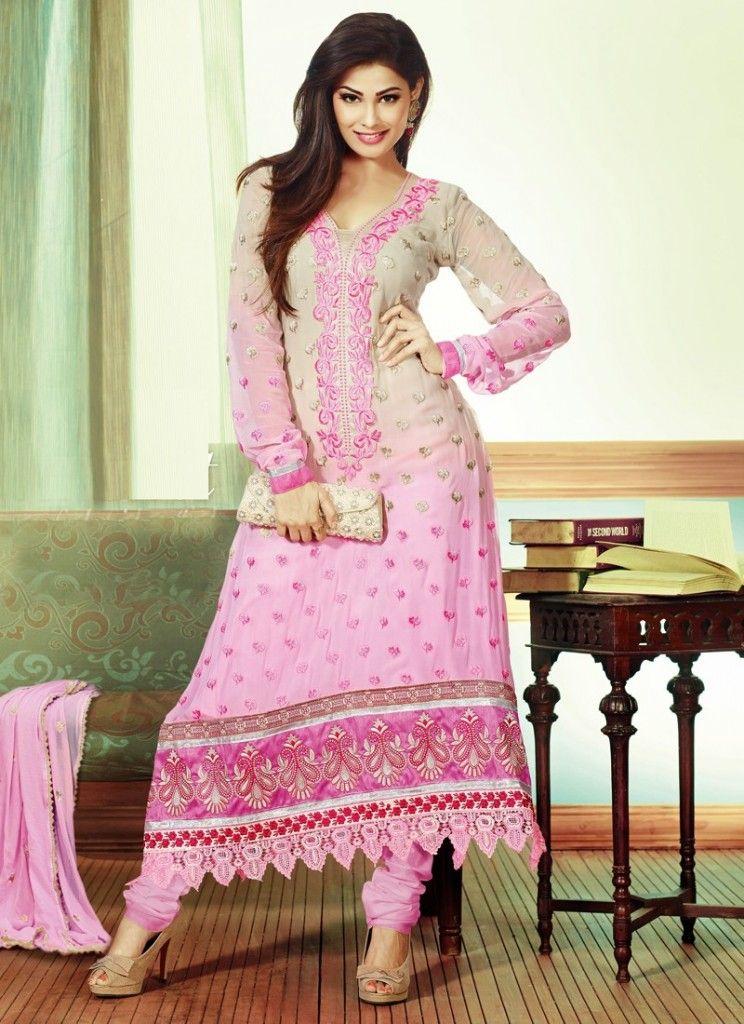 Pakistani suit Salwar Kameez - Nihal Fashions