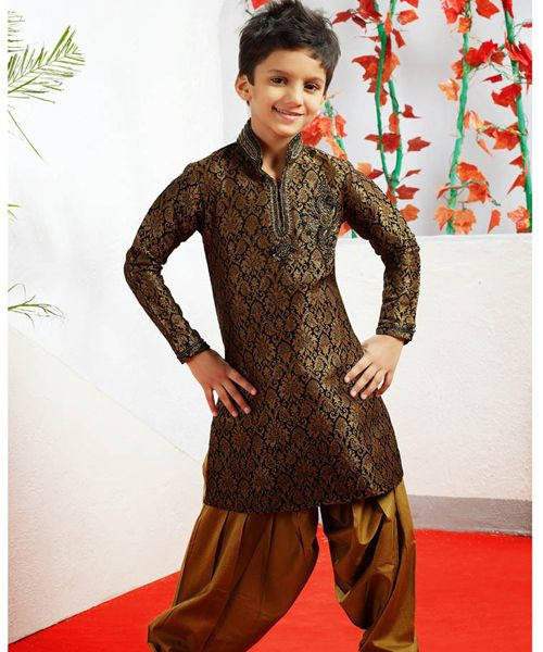 Sherwani for kids - Nihal Fashions