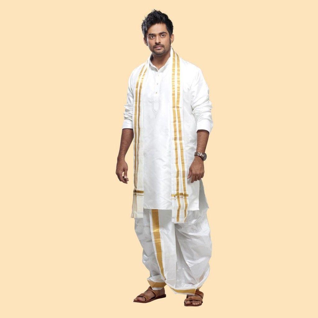 Dhoti - nhal Fashions