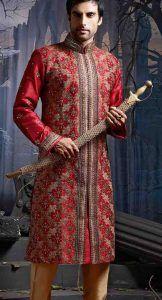 Reddish pink - Nihal Fashions