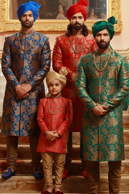 Sherwani - Nihal Fashions
