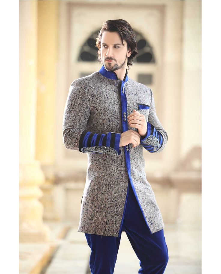 What makes Sherwani the most Admirable Indian Wedding Attire for Men ...