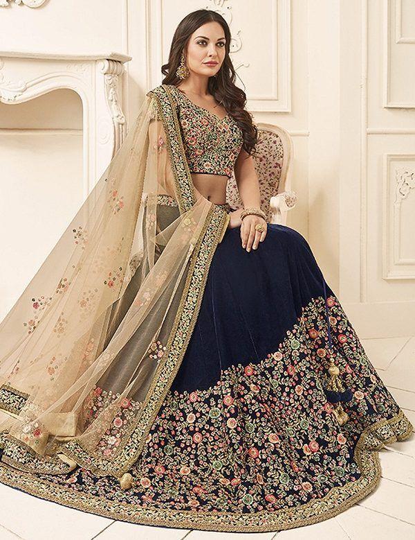 9594081ed7ed Augment your Lehenga Choli beyond Measure - Indian Clothing Blog